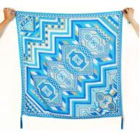 Quality Womens Cotton Silk Scarves for sale