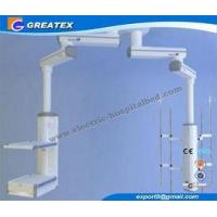 China Multi Movement Operating Theater Ceiling ICU Pendant Twin Tower Of Dry And Wet on sale
