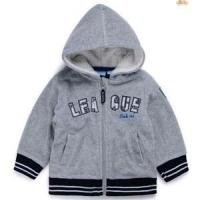 China Jackets & Outerwear Baby boy thick cotton leisure sports jacket outwear on sale