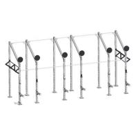 Quality dumbbell racks, barbell racks, kettlebell racks, display racks for sale