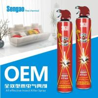 insecticide All effective insect killer spray
