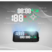 VCAN1241 car head up display LED car multimedia hud head up display with gps module