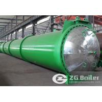 China 1450*3000 AAC autoclave for sale to Ecuador on sale