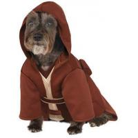 China Costumes For Pets Rubies Costume Company Star Wars Classic Jedi Robe Pet Costume, X-Large on sale