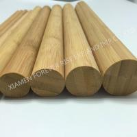 Quality Whole Sale Decorative Dry Bamboo Round Sticks for sale