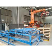 Quality Wooden Pallets Leg Block Nailer Machine for sale