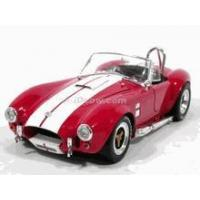 Quality 1965 Shelby Cobra 427 S/C diecast model car 1:18 scale die cast by Shelby Collectibles - Red for sale