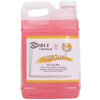 Noble Chemical 2.5 Gallon / 320 oz. All Surf All Purpose Liquid Cleaner (Non-Butyl) - 2/Case