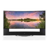 LG large size ultra high definition smart TV