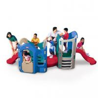 Quality Climbers and Slides 8-in-1 Adjustable Playground for sale