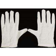 Quality Accessories 12 Pair Cotton Inspection Gloves for sale