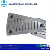 High Cr Cast Iron Cement Mill Grate Plates