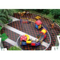 Quality Outdoor Park Equipment Rubber Flooring for Playground for sale