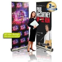 China Roller Banner Stand Lite on sale