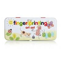 China Finger Printing Art Set Kit Fun Art For Fingertips Childrens Gift Set from Natural Products on sale