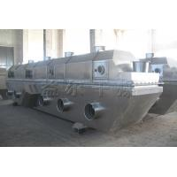 China ZLG series vibrating fluidized bed drier on sale