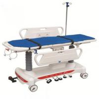 JQ-882 Medical hydraulic patient transport stretcher economic all and rise medical stretcher cart