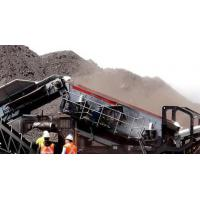 Quality Rubber Tyred Mobile Crusher for sale