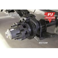 China Hydraulic Disc Trailer Brakes on sale