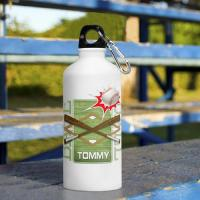 Quality Baseball Personalized Water Bottle for sale