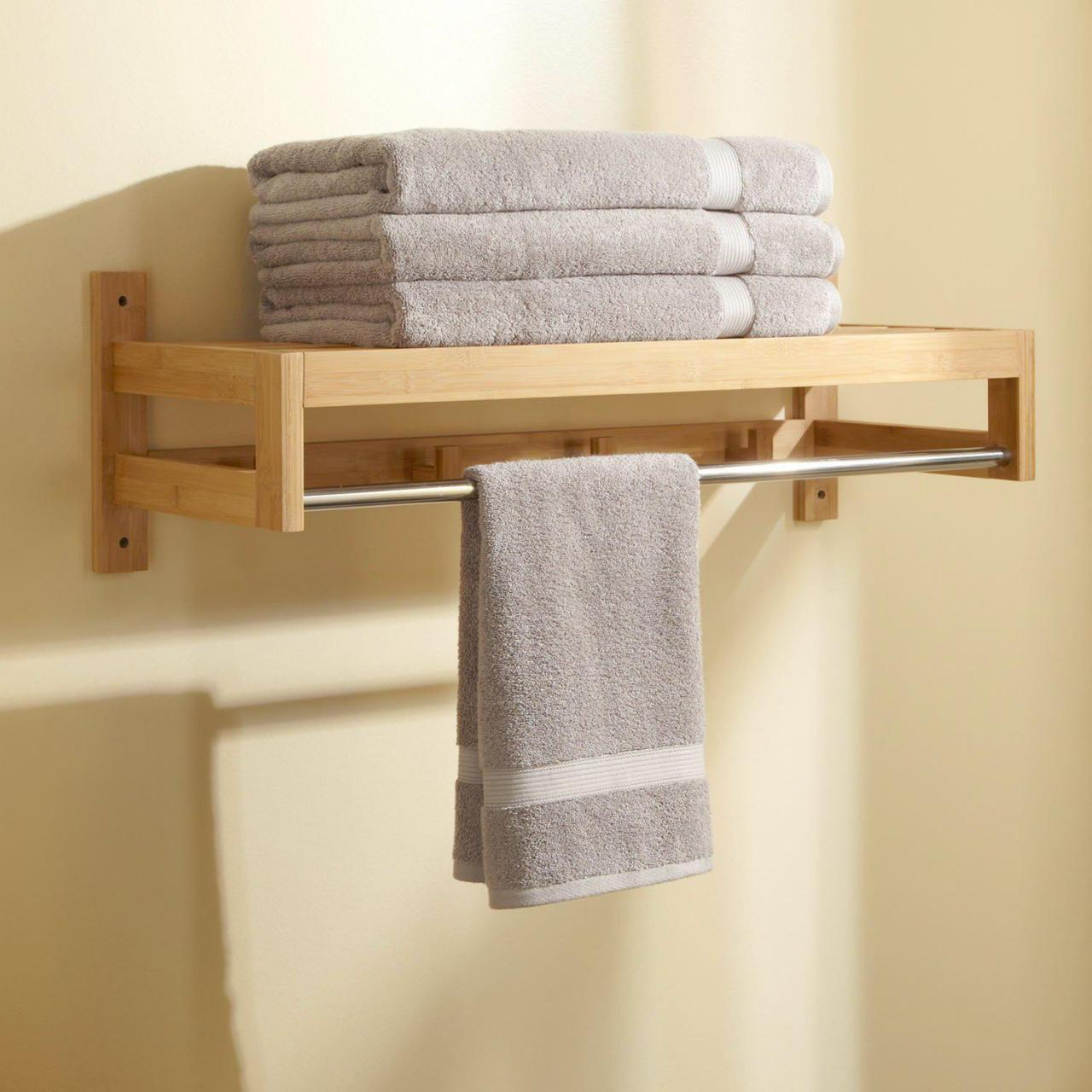 towel stands for bathrooms