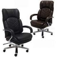 Quality 500 Lbs. Capacity Leather Executive Big & Tall Chair for sale