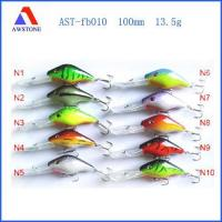 injection mould hard bait