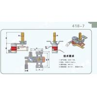 Foreign trade thermostat series 417-7