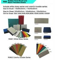 Quality R08 Resin Flexible Sheets for sale