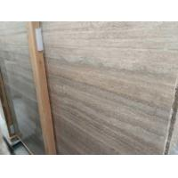 Buy cheap Grey Silver Travertine from wholesalers