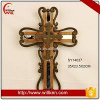 Quality Animal Statues Cross pendants christmas outdoor decorations figurine for sale