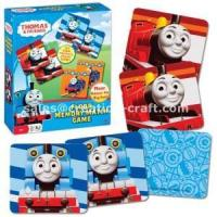 CC309- Memory Match Cards Game - 27 pairs matching cards
