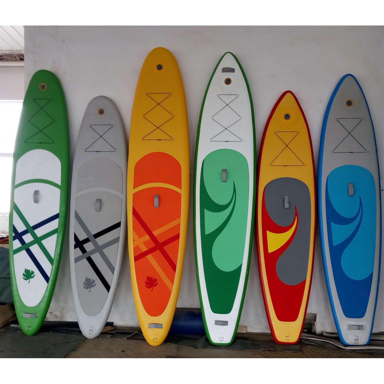 Quality RH high speed cat Inflatable stand up paddle boards for sale