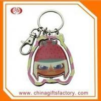 China Wholesale Price Zinc Alloy Voodoo Doll Keychain on sale