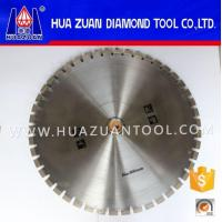 800 Mm Fine Tooth Circular Round Saw Blades For Granite Cutting