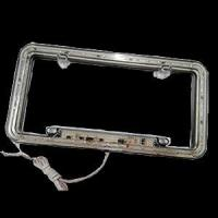 Quality The License Plate Series Car License Plate Frame for sale