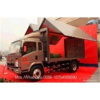 5 Ton Light Duty Mobile Stage Truck