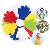Quality RT-B5510 Colorful Cheer Glove for sale