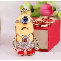 Quality OrderDiamond key charm Minions Despicable Me for sale
