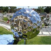 Quality stainless steel sphere golf ball for sale