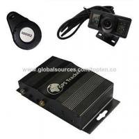 China 3G GPS Car Alarm, with 2-Way Conversation, Support Fuel Loss Alert on sale