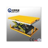 China Supplier Electric Stationary Scissor Lift Table
