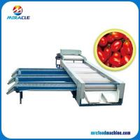 Rollarounds Distance Grading Oval Fruits Sorting Machinery