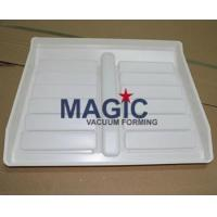 2017 OEM vacuum forming plastic tray for book stand