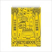 Buy cheap Yellow Sketchbooks from wholesalers
