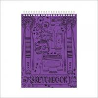 Buy cheap Purple Sketchbooks from wholesalers