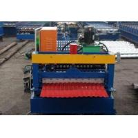 380V Electrical Corrugated Roll Forming Machine For 850mm Width Roofing Sheet