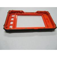 Quality 2 shots over mold manufacturers Electronic Plastic Covers Overmolding metal insert for sale