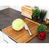 Quality Z Shape Bamboo Chopping Board for sale