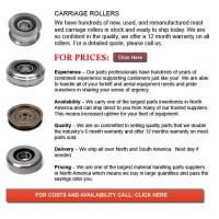 Quality Carriage Roller for sale